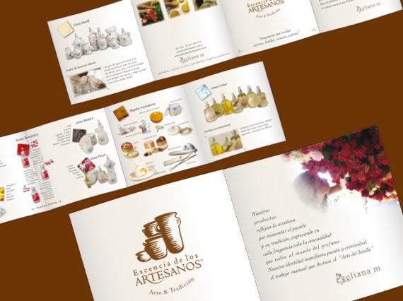 diseño de folletos en cancun