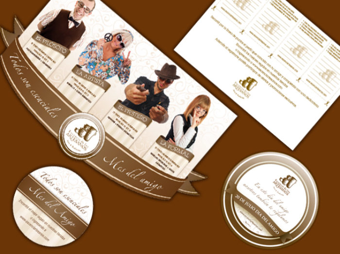 diseño de menu para restaurante en cancun