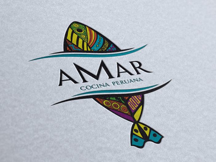 diseño de logos en cancun amar