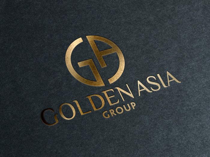 diseño de logos en cancun golden asia