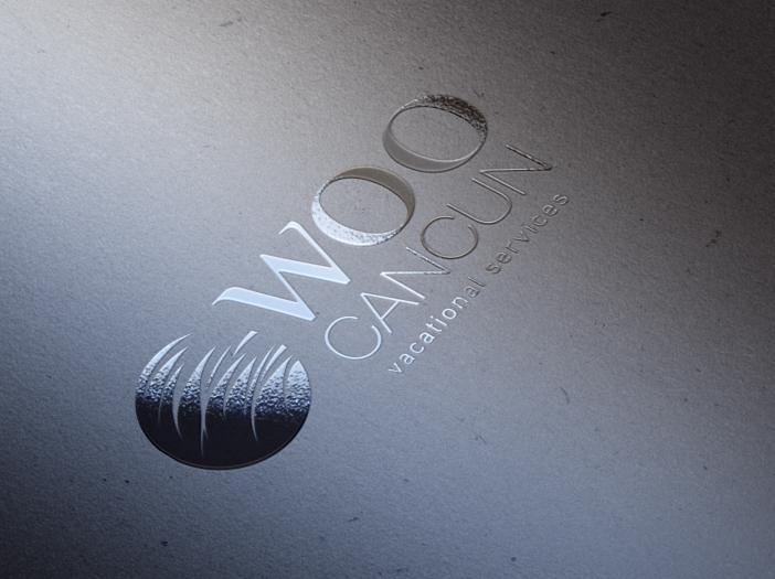 diseño de logos en cancun woo
