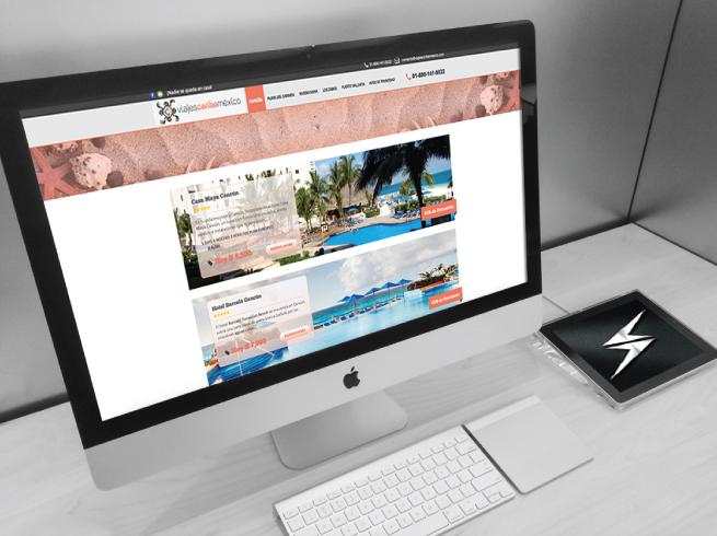 mejor diseño de sitios web en cancun