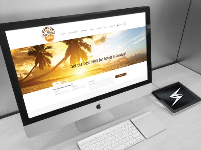 mejor diseño de paginas web en cancun