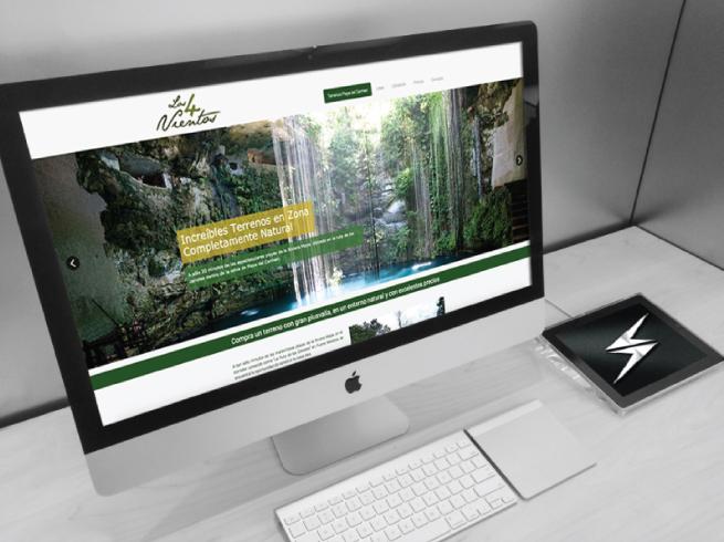 excelente diseño de paginas web en cancun