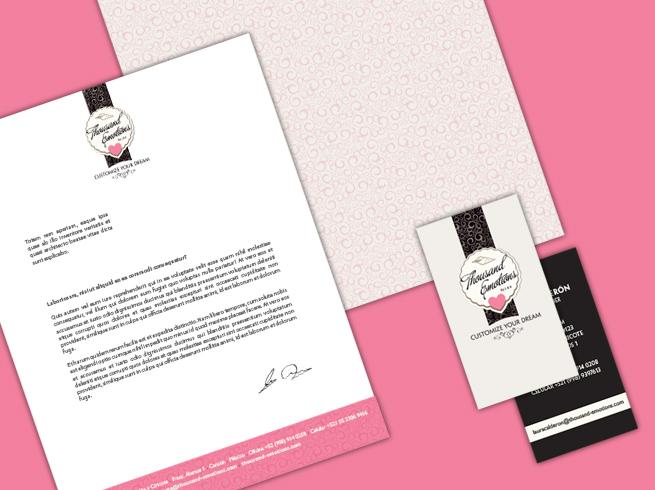 diseño de papeleria corporativa en cancun