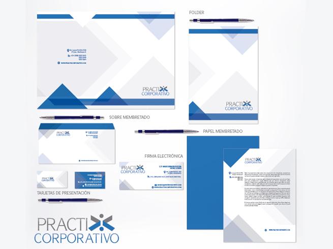 diseño de papeleria de oficina en cancun